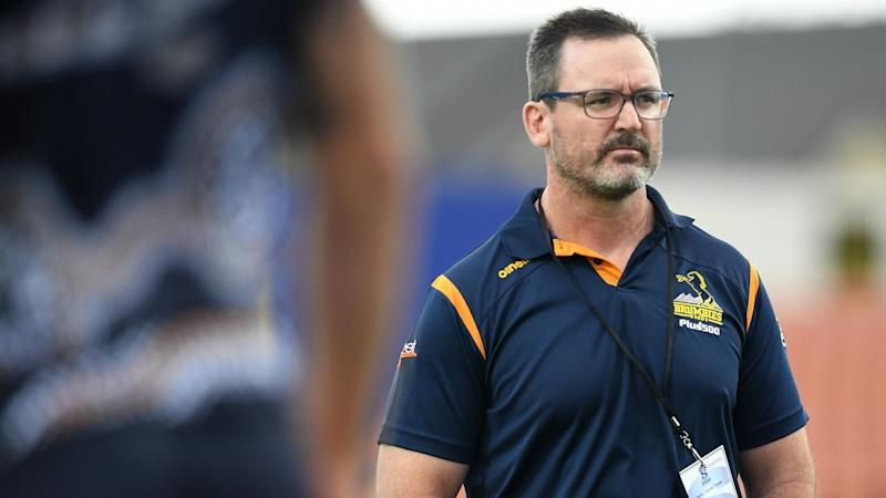 Brumbies coach Dan McKellar looking forward to his side's grudge match against the Waratahs