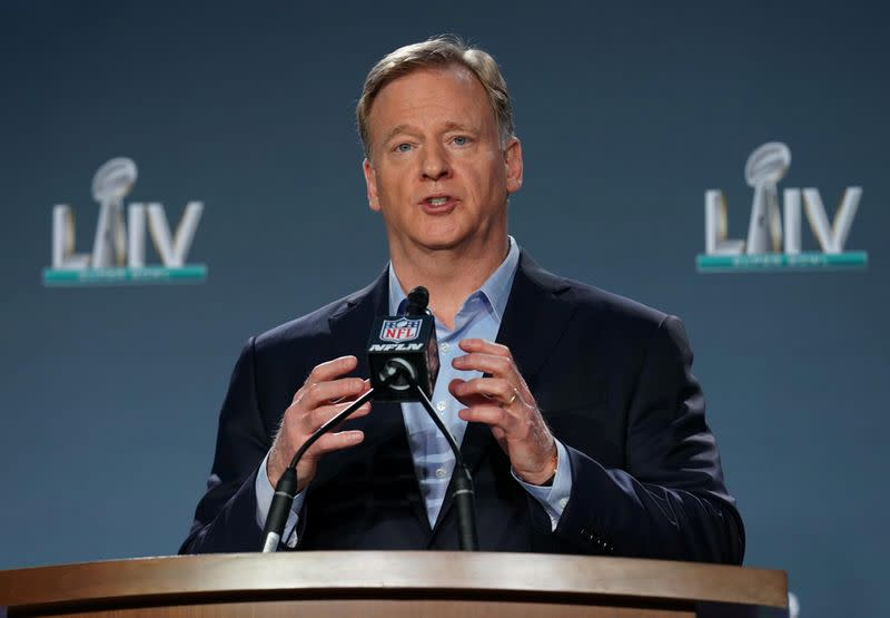 NFL Draft to occur in 'fully virtual format,' with team personnel kept apart