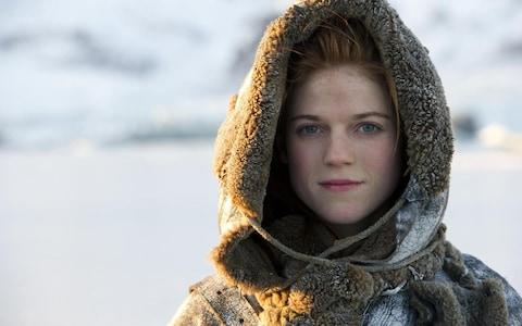 Rose Leslie as Ygritte - Credit: HBO
