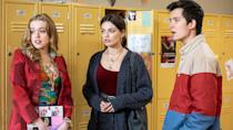 The second season of Laurie Nunn's hit teen comedy series landed on Netflix at the start of 2020, and was a huge hit. Season 3 has already been commissioned.