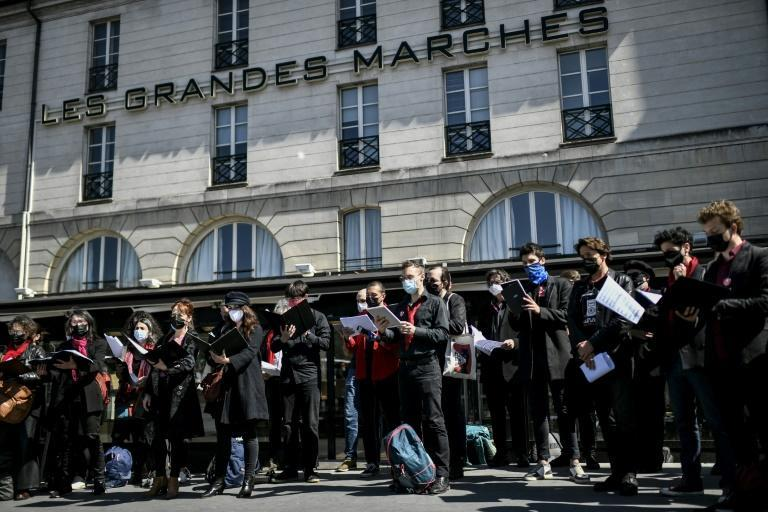 Cultural venues are due to reopen on May 19 in France