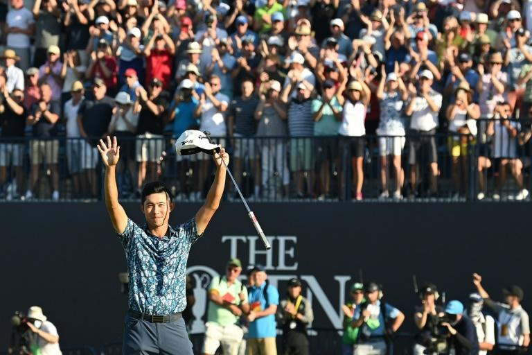 A star is born: Collin Morikawa won his second major in just eight appearances at the British Open on Sunday