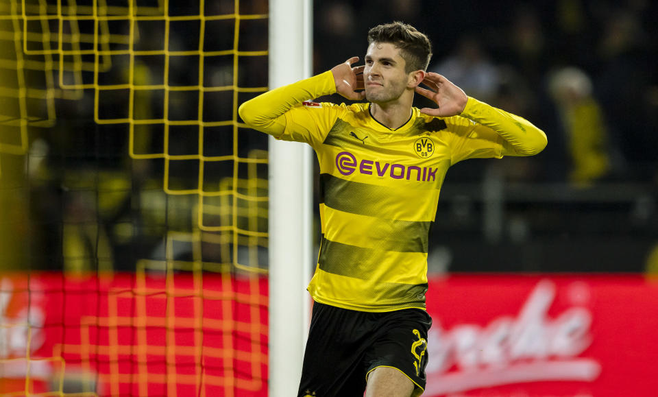 Christian Pulisic would be a good brand ambassador for United.