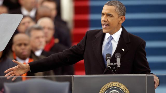 Obama Calls for 'Collective Action' in Inaugural