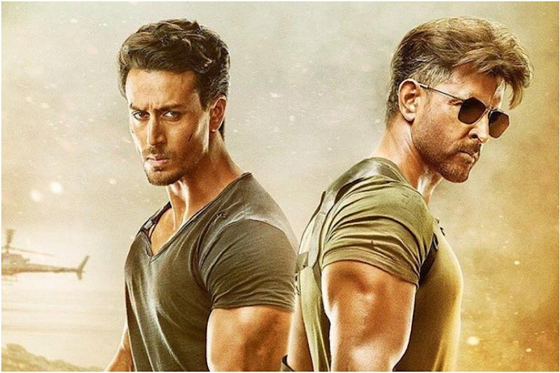 Hrithik Roshan, Tiger Shroff's War Trailer Viewed Over 101 Million Times on YouTube