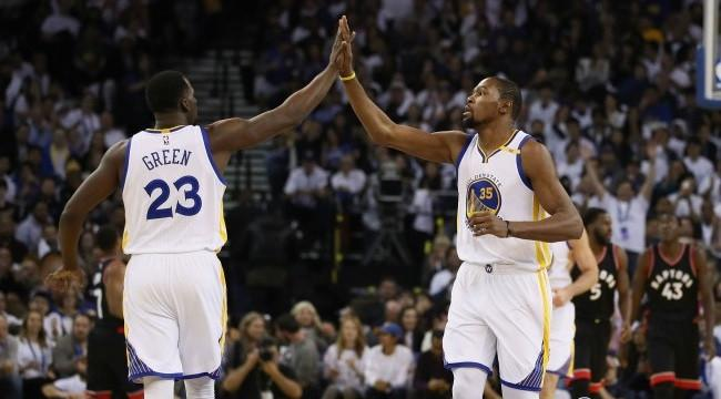 Draymond Green Triple-Double Leads Warriors Past Nuggets