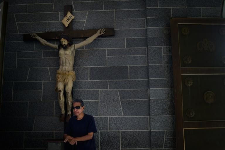 Churches in Venezuela are having to make savings in unexpected places, such as cutting down on wine and candles