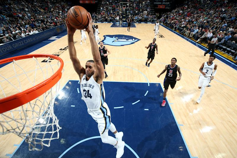 Rockets sign Brandan Wright, release Bobby Brown