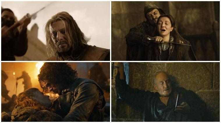game of thrones biggest deaths ever
