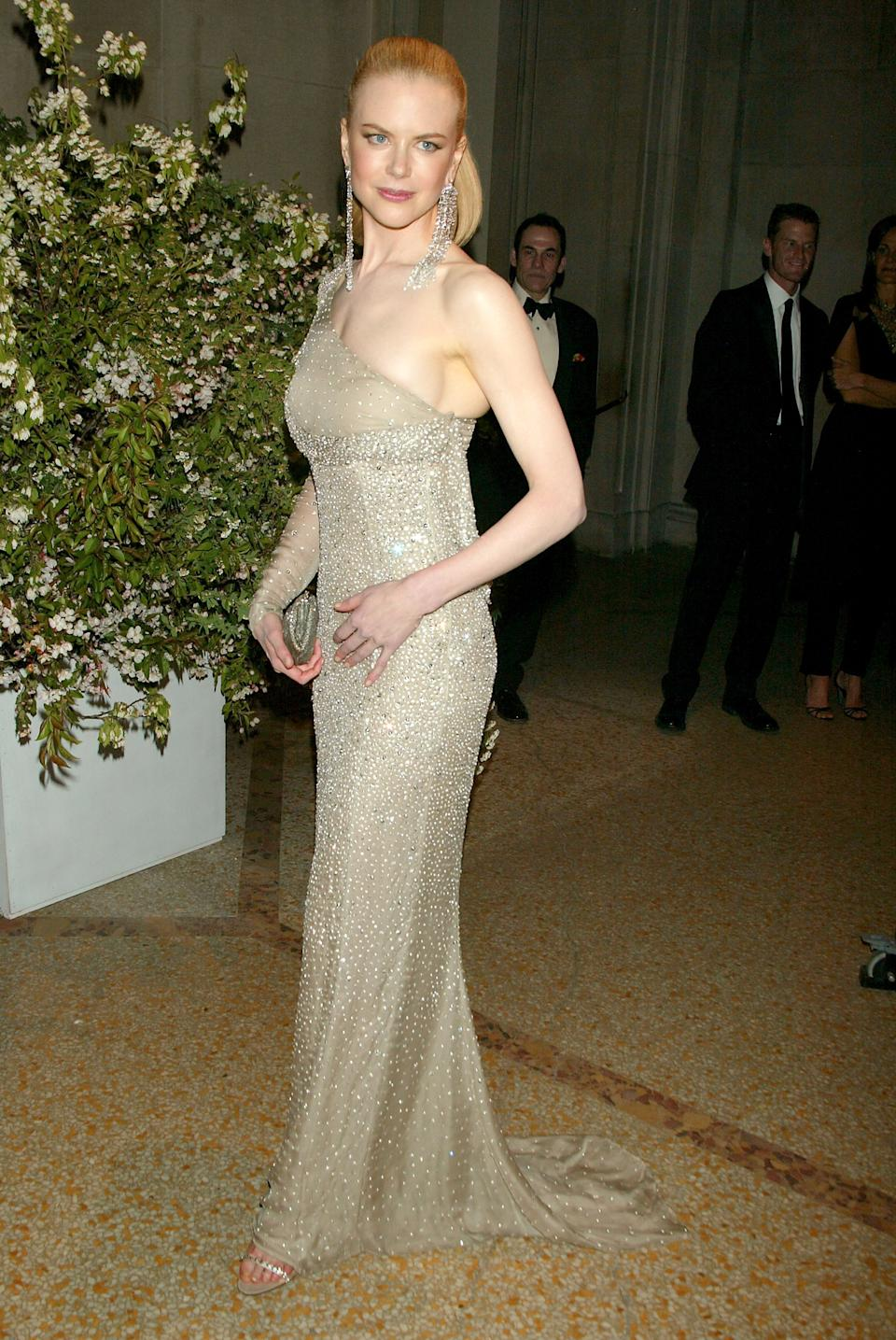 """<h1 class=""""title"""">Nicole Kidman in Tom Ford, 2003</h1><cite class=""""credit"""">Photo: Getty Images</cite>"""