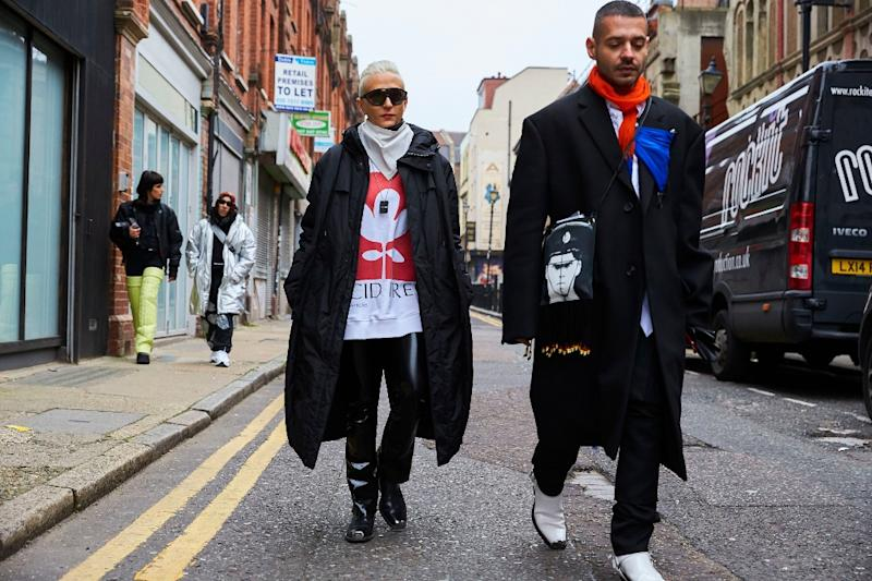These Are The Best Shoes From London Fashion Week Men S Street Style