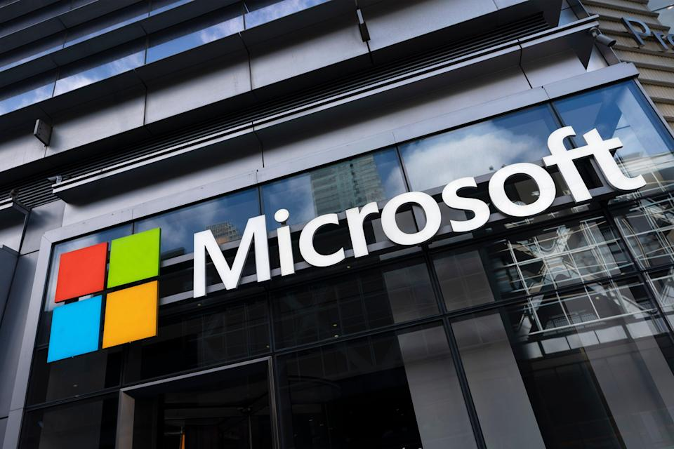 Microsoft Secret Surveillance (Copyright 2021 The Associated Press. All rights reserved)