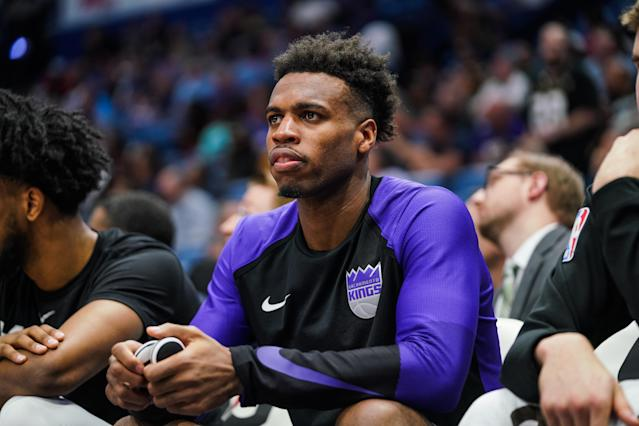 Buddy Hield wants to stay with the Sacramento Kings, but he won't compromise on his price. (Photo by Cassy Athena/Getty Images)