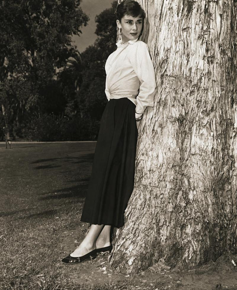 Audrey Hepburn style in one word: timeless.