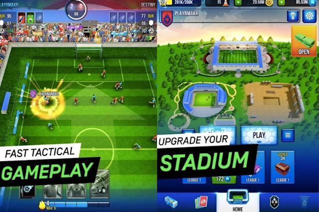 If the World Cup can't satiate your need for some soccer action, then 'Total Soccer' is for you.