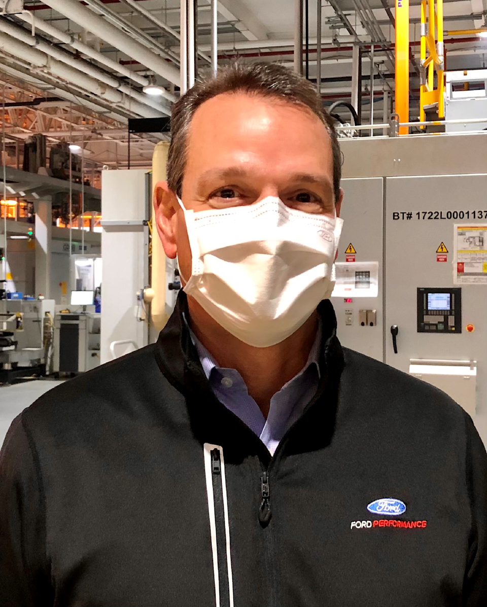 John Savona, vice president of manufacturing and labor affairs at Ford Motor Co., sent a letter on Thursday, April 8, 2021 telling UAW member they'll be scheduled to work through summer break due to semiconductor shortage.