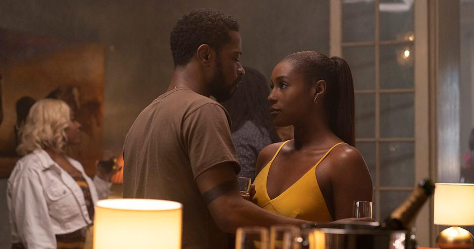 Seeing two dark-skinned main characters in love on the big screen is so significant yet so rare. (Photo: NBC Universal)
