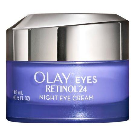 """<p><strong>Olay</strong></p><p>walmart.com</p><p><strong>$28.94</strong></p><p><a href=""""https://go.redirectingat.com?id=74968X1596630&url=https%3A%2F%2Fwww.walmart.com%2Fip%2F848198036&sref=https%3A%2F%2Fwww.womenshealthmag.com%2Fbeauty%2Fg30852512%2Fbest-retinol-eye-cream%2F"""" rel=""""nofollow noopener"""" target=""""_blank"""" data-ylk=""""slk:Shop Now"""" class=""""link rapid-noclick-resp"""">Shop Now</a></p><p>Retinol, vitamin B3, and vitamin E come together to act as a triple threat against fine lines, dryness, and free radical damage that can happen around your eyes. </p>"""