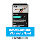 "<p>Access more than 200 workouts from some of the world's best fitness trainers. You'll get fully programmed workouts that will help you achieve your specific goals. Download a free 7-day trial <a href=""https://go.onelink.me/TAq2/rwarticle"" rel=""nofollow noopener"" target=""_blank"" data-ylk=""slk:here"" class=""link rapid-noclick-resp"">here</a> for more amazing <em>Runner's World</em> workouts.<br><br>[<em><a href=""https://www.runnersworld.com/training/a20805692/10-essential-strength-exercises-for-runners/"" rel=""nofollow noopener"" target=""_blank"" data-ylk=""slk:The Ultimate Guide to Strength Training for Runners"" class=""link rapid-noclick-resp"">The Ultimate Guide to Strength Training for Runners</a></em>]<br><br></p>"