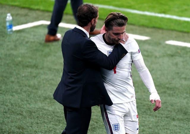 Jack Grealish says he has a 'great relationship' with manager Gareth Southgate