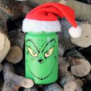 "<p>Gather up a mason jar, some paint, and a little Santa doll hat and make this Grinch mason jar. Fill it with candy or a small gift, and you've got yourself a present that will make everyone green with envy. <br></p><p><strong>Get the tutorial at <a href=""https://www.thecountrychiccottage.net/grinch-mason-jar-make/"" rel=""nofollow noopener"" target=""_blank"" data-ylk=""slk:The Country Chic Cottage"" class=""link rapid-noclick-resp"">The Country Chic Cottage</a>.</strong></p><p><strong><a class=""link rapid-noclick-resp"" href=""https://www.amazon.com/Darice-3x5-5-Holiday-Mini-Christmas/dp/B01M1LQQXU/ref=sr_1_4?dchild=1&keywords=DOLL+SIZE+SANTA+HATS&qid=1603063230&sr=8-4&tag=syn-yahoo-20&ascsubtag=%5Bartid%7C10050.g.28982778%5Bsrc%7Cyahoo-us"" rel=""nofollow noopener"" target=""_blank"" data-ylk=""slk:SHOP MINI SANTA HATS"">SHOP MINI SANTA HATS</a><br></strong></p>"