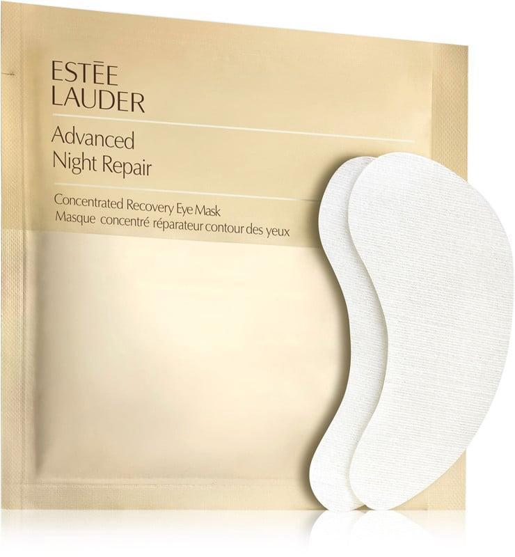 <p>The serum soaks into these <span>Estée Lauder Advanced Night Repair Concentrated Recovery Eye Masks</span> ($42), which makes them all the more potent.</p>