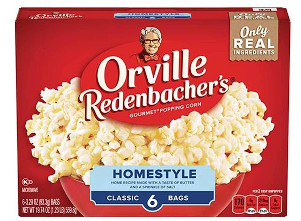 orville homestyle