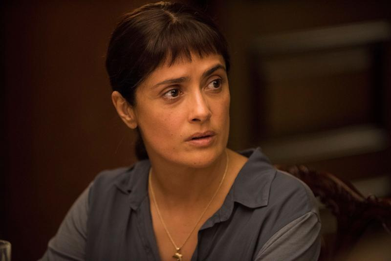 "Hollywood has never known quite what to do with Salma Hayek, a nimble genre hopper without a distinct wheelhouse. ""Frida,"" which netted her only Oscar nomination to date, feels like an anomaly on Hayek's résumé, if only because most of her arty movies haven't found much of a shelf life. Had the Sundance drama ""<a href=""https://www.huffingtonpost.com/entry/salma-hayek-beatriz-at-dinner_us_593aff8ae4b0b13f2c6a658c?utm_hp_ref=salma-hayek"" target=""_blank"">Beatriz at Dinner</a>"" made an incision at the box office, it could have been her next Oscar bid. Playing an immigrant working as a holistic healer in California, her every expression bears the weight of a weary life spent serving those who hold society's power."