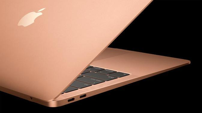 Apple perkenalkan seri MacBook Air teranyar. (Doc: Apple)