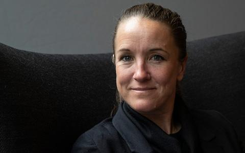 Casey Stoney says her son Teddy wants to manage United's women's football team when he grows up - Credit: Heathcliff O'Malley