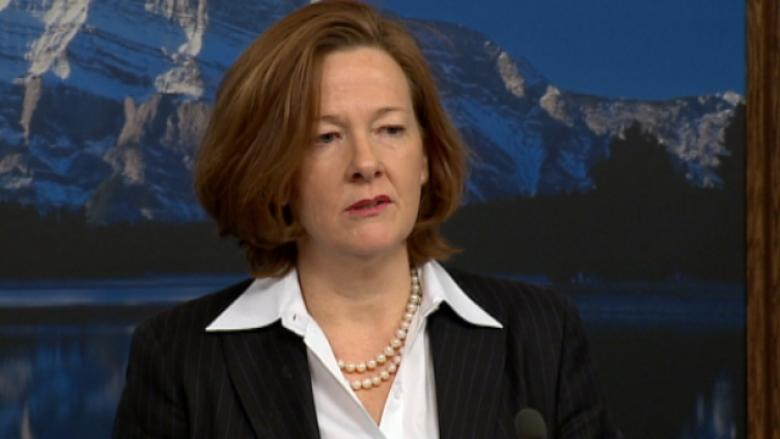 Alison Redford flights need RCMP probe, Alberta premier says