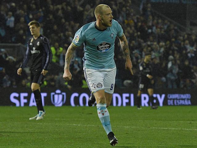Celta Vigo dumped Real out of the King's Cup (Getty)