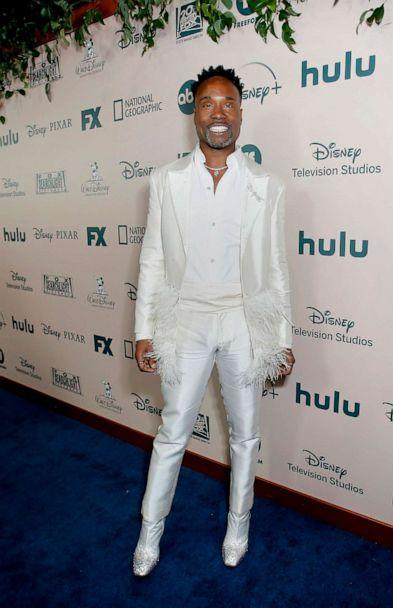 PHOTO: Performer Billy Porter attends the 2020 Walt Disney Company Post-Golden Globe Awards Show celebration at The Beverly Hilton Hotel on Jan. 5, 2020 in Beverly Hills, Calif. (Rachel Murray/Getty Images for Hulu)
