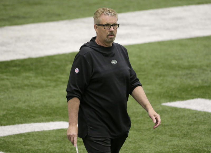 New York Jets defensive coordinator Gregg Williams believes All-Pro safety Jamal Adams has the skills to be a Hall of Famer. Williams can only hope that Adams will keep displaying them in New York. (AP Photo/Seth Wenig, File)