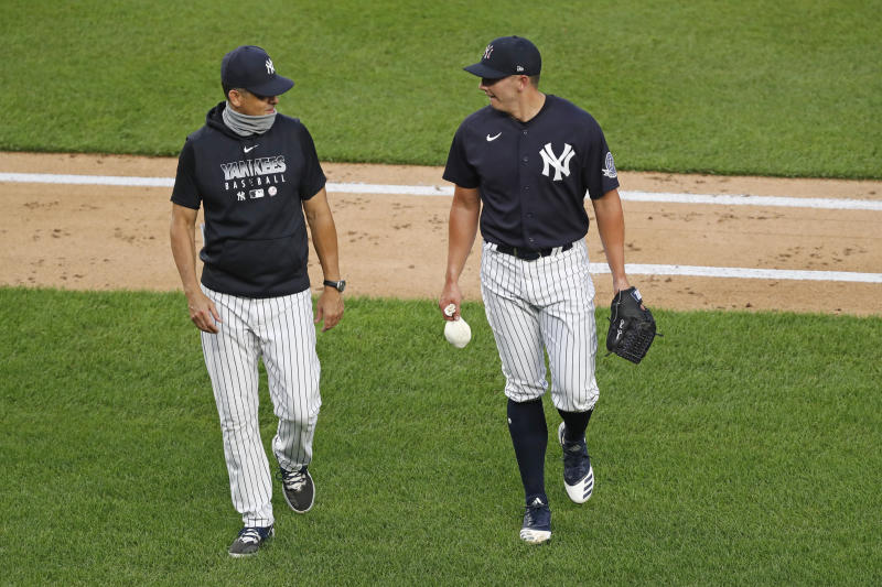 AP source: Mets to host Yankees on 20th anniversary of 9/11