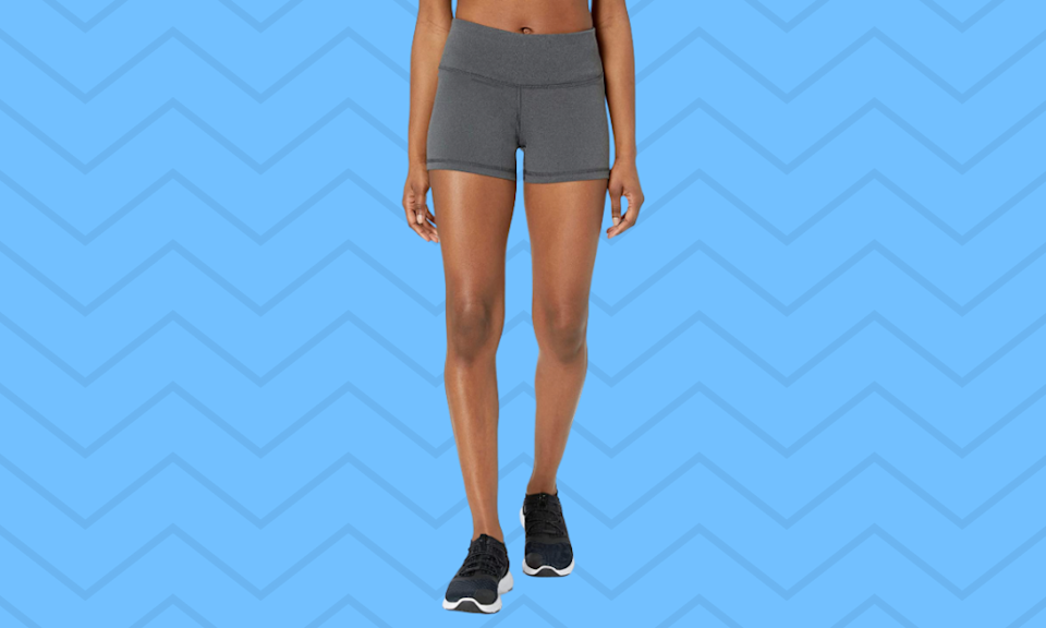 Just the right fit for your next yoga session.