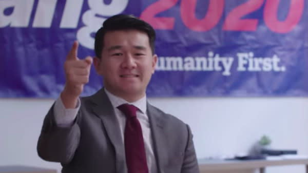 Ronny Chieng Of 'The Daily Show' On Why Andrew Yang Is His Obvious Pick For 2020