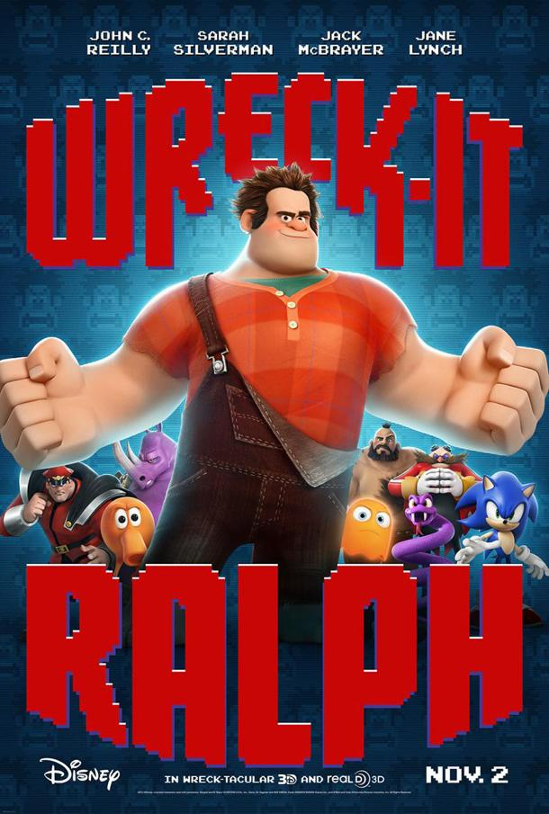 "Best Animated Feature Film: Wreck-It Ralph Disney's animated film about the secret lives of video game heroes and villains emerged as the frontrunner following its Producers Guild of America win over Pixar's girl-power alternative: ""Brave"" and Tim Burton's ""Frankenweenie."""