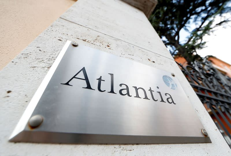 Atlantia unit's CEO warns of bankruptcy risk if concession revoked-paper