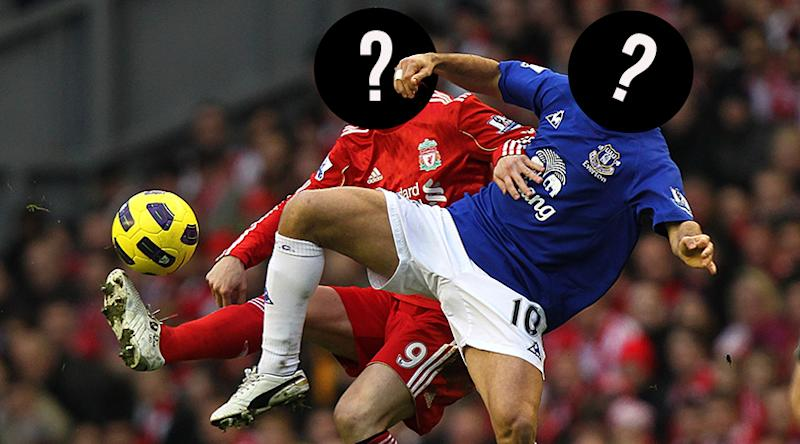 Quiz! Can you name the missing men from Liverpool 2-2 Everton (2010/11)?