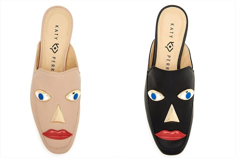 Katy Perry Apologizes for Shoe Designs That Evoke 'Blackface'