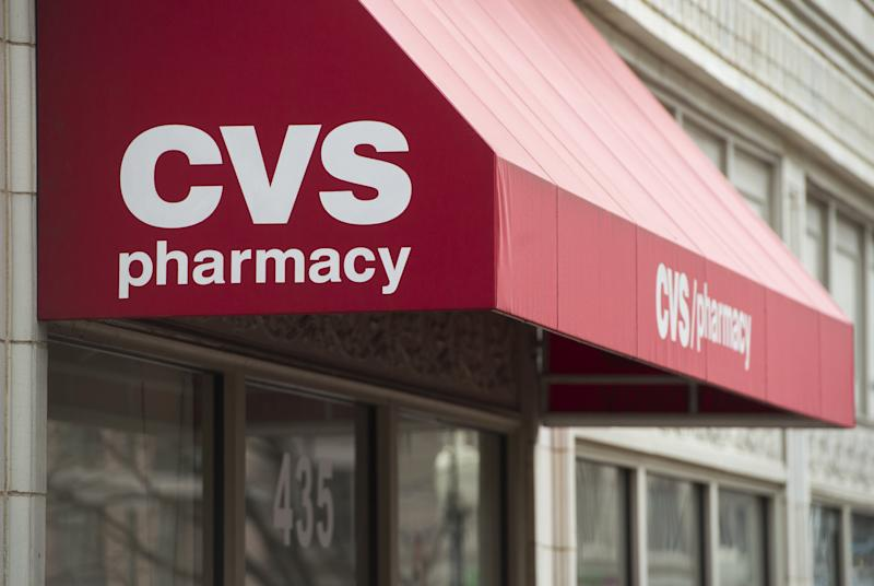 A CVS pharmacy in Washington, D.C.