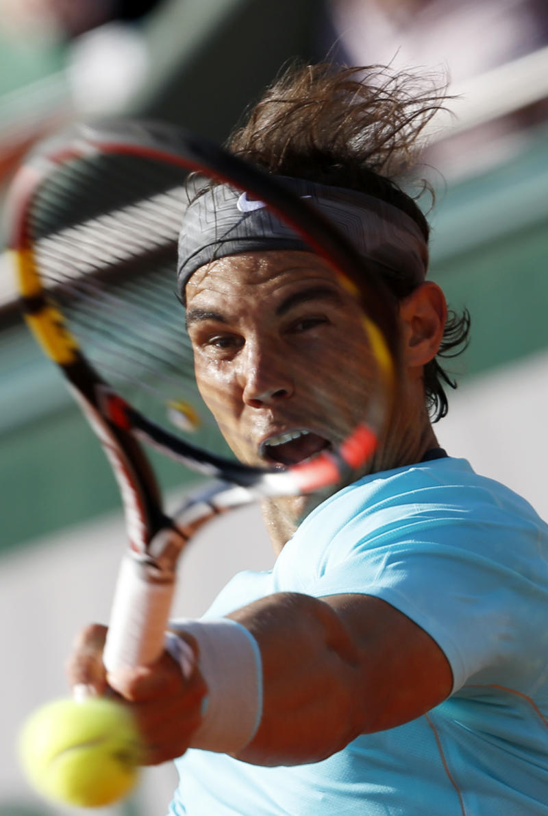 Murray misses chance to reach French Open final