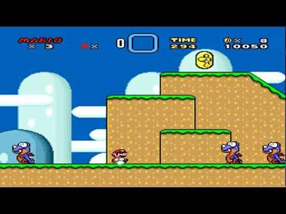 <p>When the Super Mario Brothers made their debut in the 16-bit world, they came correct. <em>Super Mario World</em>—arguably the best of the <em>Mario</em> games period—introduced many new features, from a flying cape that let players hang glide through entire levels to Yoshi, the lovable dinosaur you could ride and then also sacrifice when you jumped off his back over a bottomless pit in order to grab a few more golden coins.</p>
