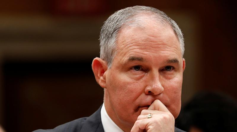 The EPA Is Spending $25,000 To Build Scott Pruitt A Private Phone Booth