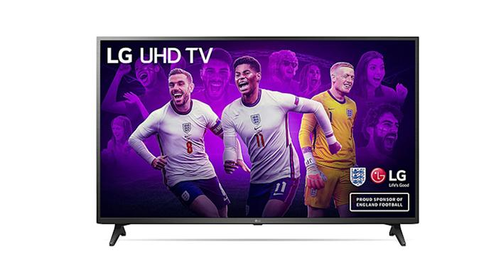 LG 55UP75006LF, 55 inches, 4K Ultra HD, HDR, Smart TV