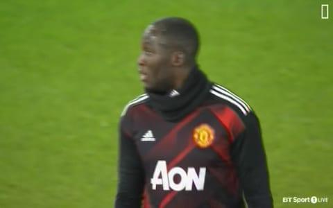 "Jose Mourinho has come up with some excuses in his time but explaining Romelu Lukaku's lack of goals by revealing that his £75 million striker no longer has his own boot endorsement might be the most glorious diversion ever dreamed up by football's most Machiavellian mind. It was already a strange night's football by the time that Mourinho came in post-match to analyse a game in which his team had taken a three-goal lead within 31 minutes only almost to throw it all away in the second half when Watford claimed two of their own. This briefly looked like the worst nightmare for a manager whose speciality was once that his teams knew how to shut the door as well as any other, and it took Jesse Lingard to score a brilliant fourth to seal it. In the meantime, United had missed chance after chance, an ""open goal"" as Mourinho said for Lingard and two good opportunities for Lukaku who was playing in what might only be described as felt-tip Nikes, with the swoosh scribbled out. The outstanding performer had been Ashley Young, back at his first club scoring two first-half goals including a remarkable free-kick for the second, which was greeted by his manager on the bench with a theatrical expression of disbelief. One minute before substitute Troy Deeney scored the first of Watford's two goals from the penalty spot, Lukaku missed badly, hesitating over his chance and allowing defenders back in between him and the goal. ""I think he [Lukaku] needs a big contract with boots because at this moment he doesn't have a contract with any brand, that's why he's playing with black boots,"" Mourinho said. ""He finished his deal and now he is waiting for the right offer and he is playing in black boots. ""I think he needs a brand to give him the right boots and to pay him the right money so he goes back to goals. But jokes apart, he works amazingly well. Amazing player, amazing professional, great condition, great colleague. I couldn't be happier with him."" Crowd control: Ashley Young celebrates Credit: Getty The United manager said that Nemanja Matic, substituted in the second half, has a ""muscular"" injury which the club do not yet know the extent of, and it was notable that their problems began when the Serb had left the pitch. Watford's 77th minute penalty was won by another substitute, Roberto Pereyra, and Watford manager Marco Silva pointed out that it was a foul by Marcos Rojo who was already on a booking. ""It was a second yellow card for Rojo,"" Silva said, ""With eleven against ten it would have been really difficult for them."" There were six of the regulation 90 minutes left when Abdoulaye Doucoure scored a second for Watford from the cross of another substitute, Andre Carillo. In the end, Lingard's decisive winner was one of the greatest goals he will ever score, running from his own half against a backpedalling Watford defence, zagging through them as he looked for the angle and the range to beat Heurelho Gomes. The Englishman finished beautifully with his right foot having moved to the right in the last few paces and picked his spot. Adrian Mariappa of Watford holds off Anthony Martial of Manchester United Credit: Getty ""These teams in mid-table have quality and no pressure,"" Mourinho said afterwards. ""They don't feel the pressure teams with other objectives have. They came with everything, they have no problems. They believed with the second goal it would be possible. They gave us a couple of minutes of real pressure, but this is football."" Spoken like a man who really does struggle to feel empathy with other managers. For a while this just seemed like one of those United victories from the days in which they ruled English football: when the opposition were reduced to a pile of rubble by half-time and you could hear a crisp packet blowing across the home end. Against one of the most upwardly mobile teams in the Premier League, Young scored two in 23 minutes. What a peculiar way to behave: Jesse Lingard Credit: AP When Anthony Martial picked off Watford with the third it looked like the home team had embarked with no plan at all, but in the second half they resisted the rout and came back with some goals of their own. ""We had chances for 4-0, 5-0, 6-0,"" Mourinho said. ""We had that in the first half. We finished the first half with a chance from an open goal. We had more in the second half, again and again and we didn't score. I think they may have had a feeling that it was too easy, they had a feeling that the game was over. They had a feeling that Watford had no conditions to react."" But react they did after conceding two goals from Young, the boy from Stevenage whose career had begun at Watford having originally been rejected by the club as an apprentice. He has fought back from injury to become, against the odds, a key part of this United team, a survivor from the club's last Premier League winning season of 2012-13. Not over yet: sub Troy Deeney's penalty sparked an unlikely fightback Credit: AFP The strange thing about Watford's first half collapse was that for the first 15 minutes they looked solid enough and even asked the occasional question of United. Will Hughes, later injured, roamed behind Andre Gray and probed down the right flank. Young's first goal was a low half-volley from the right taken quickly after Kiko Femenia, the right wing-back, had lost the ball. It was a strange celebration for his first goal since May 2016, Young appearing to cup his hand to his ear in disdain to the Watford home end which naturally resulted in an angry response. His issue with them was not clear given that his name had been cheered by a few of the home fans when it was read out at the start. Watford vs Man Utd shots on goal It was Doucoure who chased down Paul Pogba on 22 minutes and brought the United man down. Mourinho said he expected Pogba to take the free-kick but Young beat Gomes with fade and power. Just after the half hour Lukaku threaded a pass through to Martial who finished well. That should have been it but Deeney scored from the penalty spot and then Doucoure struck Carillo's cross first time for the second. This was United's first away league win since Sept 23, and although it ended with that glorious goal from Lingard it was another night when they almost let themselves down. 9:54PM Full time: Watford 2 Manchester United 4 Eighth time this United have scored four this term. The game seemed absolutely over at 0-3 after 75 minutes, then Rojo gave away a penalty. Watford scored that, and then another, and then just as people were thinking ""they couldn't, could they?"" the answer was delivered by Jesse Lingard: ""no. no they could not."" He scored a special, special individual goal for the fourth. Ashley Young, though, was the key man: he scored two attractive goals in the first half. United look very good. Certainly very good for a side FIVE points behind the leaders having played a game more. Match report and reaction to follow. Mourinho: ""At three nil we should have been smoking cigar. But then we were back in trouble."" 9:48PM 88 mins Lingard immediately subbed off. Zlatan the man who comes on. Watford still plugging away, here's Richarlison getting to the byline, firing at goal from a very narrow angle. Corner. 9:44PM GOAL! Watford 2 Manchester United 4 Jesse Lingard has scored an incredible solo effort. What a run. He breaks on his own, the Watford defence parts like the red sea. Anyone want to maybe try and get a challenge in? Credit: BT Sport 1 Nice confident finish as well by the way. Watford 2 - 4 Man Utd (Jesse Lingard, 86 min) Lingard finishes it off Credit: BT Sport 1 9:43PM They couldn't, could they? Here's hoping... 9:42PM GOAL! Watford 2 Manchester United 3 Scenes at Vicarage Road!! Watford 2 - 3 Man Utd (Abdoulaye Doucouré, 84 min) 9:41PM 81 mins United haven't done anything since the goal. Just sat back and defended. 9:37PM Watford 1 Manchester United 3 Perfect penalty! It's Troy Deeney from the spot. Low and straight into the corner. No chance DDG. A lifeline? Nah. 9:36PM 75 mins After Lukaku impresses to find some space by using his strength, he gets a shot away. Up the other end, Watford have a penalty after a daft lunge from Rojo. He chopped down Pereyra, from behind, never in danger of getting the ball. Rojo brings down Pereyra Credit: BT Sport 1 9:34PM 73 mins And Lukaku definitely should have scored it! This is a shocker. Rashford slips it to Lukaku, who has tons of space and time. He dithers rather tragically and panics, losing the moment. 9:33PM 72 mins Rashford with a shot. United doing everything but score that fourth. 9:32PM 71 mins Pogba! A flying header but it's not going in. 9:32PM 70 mins Deeney has come on (Gray off) and nearly gets a chance right away 9:27PM 69 mins Mariappa robs Lukaku (well) and shoots (poorly). 9:26PM 67 mins Rojo has yet to fully convince me for Man United, but he has made some important interventions tonight in his own box. Stops a dangerous Carrillo run and when the ball bounces free a second later, sorts that out as well. 9:25PM 64 mins Martial, who has been exciting, direct and dangerous, is taken off. Rashford on. 9:24PM Z is for Zorro, and Z is for Zorro... and Marvin Zeegelaar of Watford Credit: Getty 9:22PM 63 mins The only things Watford have had going for them have been Hughes, off injured, and Richarlison, who again pops up here at the back stick to go close with a header 9:21PM 62 mins Watford's defending and midfield play has been consistently a day late and a dollar short. You don't mind getting outplayed by a United, but the visitors have been first to the ball, sharper and snappier in their work around the pitch and in the contested zones. Deeply unimpressed by Watford. 9:18PM 56 mins Hughes, who has had a good game, has gone down clutching the back of his leg. He is off. This is very courteous and helpful from a Man Utd social media wonk. 57' - Double change for Watford, as Carrillo and Pereyra replace Prodl and the injured Hughes. #MUFC#WATMUN— Manchester United (@ManUtd) November 28, 2017 9:15PM 54 mins Matic is coming off, not moving too well. This game is won, so they might as well be cautious. 9:11PM 51 mins Martial breaks, has a chance to play Lukaku in but tarries just a quarter of a second too long. Lukaku eventually fed, fires across goal. Watford have not a clue how to defend a break. 9:10PM 50 mins Corner for Watford. De Gea gets trapped between a couple of Hornets. Rojo comes to his rescue and clears with a wonderful defensive header, running at full tilt. 9:05PM 46 mins Watford come out like they mean business, and there's a decent run from Cleverley down the left. De Gea nabs his cross. 8:51PM Half time: Watford 0 Manchester United 3 A precision beasting. United so dangerous and precise in attack, despite having the minority of the ball. Good luck with that half time team talk, Marco. Perhaps start with ""I definitely want to carry on managing you, right, so..."" 8:51PM 45 mins Watford's best moment of the match comes right at the end of it. Good Femenia work down the wing, cross, Richarilson with a header and he hits the bar! Unlucky son. That might have made the second half into a contest. As it stands... 8:48PM 44 mins Oh wow, what a save this is. United break and, I haven't seen too much of Watford this season, but if this really is the 8th best team in the League, then the Continentals must be laughing up their sleeves at us, eh Nigel? Watford are about as resilient and well organised as a group overtired toddlers in a sweetshop. Lukaku powers down the centre and crunches a shot at goal. Good save Gomez. And the next one is even better. Magnificent reactions as he gets up off the turf to block from point-blank. Lingard it was following in, I think. 8:41PM 40 mins Martial is tearing Watford apart like he was a hairy Welshman. Mariappa into the book for fouling hi, Another freekick in a decent position. No cigar on this occasion. Hit into the wall. 8:39PM 37 mins A minor blip for United as Rojo is booked for blocking off an opponent. 8:32PM GOAL! Man United at it again! This is a pasting A chastening evening for Premier League flavour of the month Marco Silva, who has to watch his team absolutely gubbed by the XI sent out by his countryman. Marco Silva looks nonplussed Credit: BT Sport 1 United have their third when Lukaku finds Martial, who clips it in with a nice side-footed finish. It's men against boys out there at the moment. Watford opened up there. Gomez didn't have a chance with that one either. He's touched the ball three times, and each time to pick it out of the net! Watford 0 - 3 Man Utd (Anthony Martial, 32 min) 8:28PM Young blood It was an incredible free. He got it over the wall and then bent it away viciously. Gomez was correctly positioned, it just did too much. That Young free-kick must be the optimum position to get one: dead-centre, about 28 yards out? What a great strike.— Michael Cox (@Zonal_Marking) November 28, 2017 8:26PM GOAL! Ashley Young again! A blinding freekick Ashley Young hits the freekick Credit: BT Sport 1 Goal: Man Utd ( 25 min ) Pick that one out Credit: BT Sport 1 8:24PM 23 mins Hilarious foul by Doucoure. He has to have three goes but he finally brings down Pogba. Rugby tackle, shirt grab, push, kick combo. It gives United a freekick just outside the D, central. 8:23PM Jobs for the old boys Hodgson, Moyes, Allardyce, Pardew. All handed PL jobs this year (or will be soon), combined age of 243, 18 PL stints between them, 0 major honours. It isn't foreigners holding young British coaches back. It's old lags and a safety first mentality.— Oscillating Wildly (@OscillateWWFC) November 27, 2017 8:22PM 20 mins Young having a good match, releases Martial down the left. Well defended, but at the expense of a corner. 8:20PM GOAL! Ashley Young scores! The former Watford kid has scored a cracker at his old club. Good strength from Lukaku, he holds it up and plays Lingard, who shows great skill and patience to spot and release Young. Young crushes a shot at the near post, he just hit that so quickly after receiving it. Watford 0 - 1 Man Utd (Ashley Young, 19 min) 8:18PM 17 mins United are managing to be outnumbered in midfield and still have no runners up front when they do get the ball. Where is everybody? 8:17PM 16 mins Perhaps it's me, I am very weary today, but hard to get engaged with this game. Crowd are very quiet 8:16PM 14 mins Martial as bright as a button, raging down that left, cutting inside, eventually swamped by sheer numbers. 8:13PM 7 mins Clever move ie cheating from Watford. Corner delivered in, Lindelof is marking Richarlison. SebastienProdl pulls Lindelof's shirt, allowing Richarlison to get free. Might have done more with the header 8:07PM 5 mins Nice ball in from the right looking for Richarlison, who is becoming a real star this season. Lindelof outmuscles him here, though. 8:06PM 4 mins Interesting argument. Television channels don't know what we want. They're completely out of touch with real football fans. Brighton v Palace for the first time ever in the Premier League - it'll be one of the occasions of the PL season - but we get yet another turgid Man Utd game?— Nick Goff (@nickgoff79) November 28, 2017 8:04PM 3 mins You have to go back to 1996 to find the occasion United lost three in a row on the road. Martial kicked on the jaw as he gets his head in. 8:00PM 1 mins United, then. Smalling plays in the middle, Lindelof right, Rojo on the left of their back three. Prodl in the centre for Watford, Mariappa on the right. Lingard making some decent runs, plenty of energy. 7:59PM Back threes for both side? Britos was hurt at the weekend, Prodl comes into the XI. Ten of the 11 are playing their third PL in a row. Rojo into the Man Utd XI. Credit: BT Sport 1 7:56PM Players are out on the pitch Here they come. Ground looks pleasant. Vicarage Road Credit: BT Sport 1 7:47PM Paul Scholes good on Lukaku ""I hate seeing him come out of the box, drop back and put his hand up asking for the ball. He is not good enough to do that. Don't worry about the midfield passing the ball, that is not your business. Get in the job and score a goal, that is your job."" Lukaku failed to get in the box v Chelsea Credit: BT Sport 1 7:45PM Snood Credit: BT Sport 1 7:37PM Again: exceptional work 7:36PM Mourinho wandering around moodily like a man who has just got to his allotment and found that slugs have been at the greengages. Mourinho at Vicarage Road Credit: BT Sport 1 7:35PM Kick off is at 8pm by the way. I was wondering why wee Paul Scholes was still allowed to be standing on the pitch doing his talking. 7:33PM What a tremendous pair of individuals GT and EJ Credit: PA 7:27PM Best Elton album? Hard to look beyond Goodbye Yellow Brick Road, innit? Honky Chateau a valiant contender though, certainly up there. Madman Across The Water in with a shout. 7:26PM Yes Tom �� 