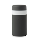 """Sorry favorite mug, but the coffee lover on your list won't want to ever part with this matte silicone <a href=""""https://www.glamour.com/story/shop-the-best-coffee-mugs?mbid=synd_yahoo_rss"""" rel=""""nofollow noopener"""" target=""""_blank"""" data-ylk=""""slk:to-go bottle"""" class=""""link rapid-noclick-resp"""">to-go bottle</a>. It's designed to keep her morning (or afternoon…or evening) brew piping hot, thanks to the vacuum-insulated stainless steel interior that delivers next-level temperature control. $30, W&P. <a href=""""https://wandpdesign.com/collections/porter/products/insulated-bottle?variant=39433134604353"""" rel=""""nofollow noopener"""" target=""""_blank"""" data-ylk=""""slk:Get it now!"""" class=""""link rapid-noclick-resp"""">Get it now!</a>"""