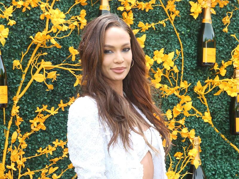 Joan Smalls insists multicultural heritage 'helped' her modelling career