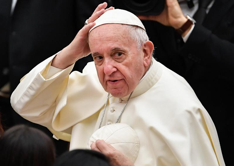Pope Francis is looking at a full schedule for 2019 having already pencilled in a February trip to Abu Dhabi and Morocco in March